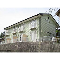 コーポ・ララミー[2階]の外観