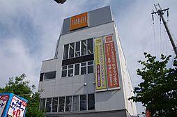 北武庫ハイツ[302号室]の外観
