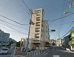 兵庫県神戸市須磨区車竹ノ下の賃貸マンションの外観