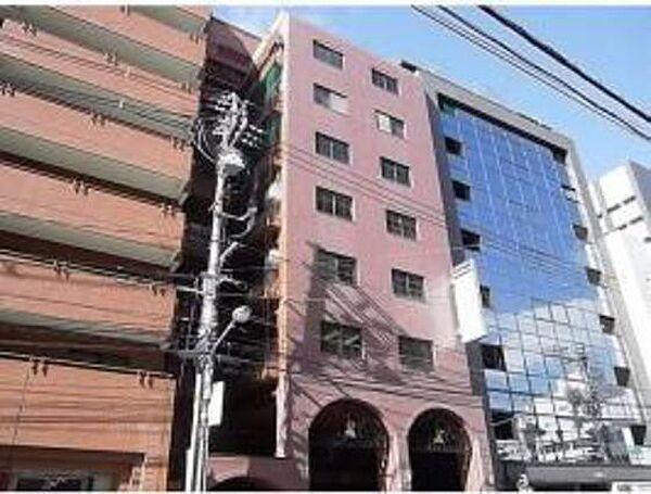 ロッコーマンション上八丁堀 4階の賃貸【広島県 / 広島市中区】