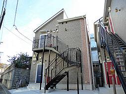 ハーミットクラブハウス栗木KI[1階]の外観