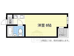 [一戸建] 大阪府大阪市浪速区大国3 の賃貸【/】の間取り