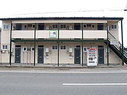 岩手県滝沢市大釜高森の賃貸アパートの外観