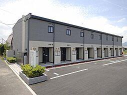 香川県丸亀市金倉町の賃貸アパートの外観