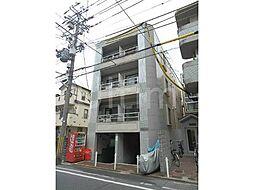 京都府京都市伏見区津知橋町の賃貸マンションの外観