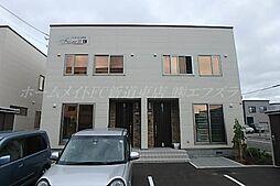 [テラスハウス] 北海道札幌市東区北二十八条東16丁目 の賃貸【/】の外観