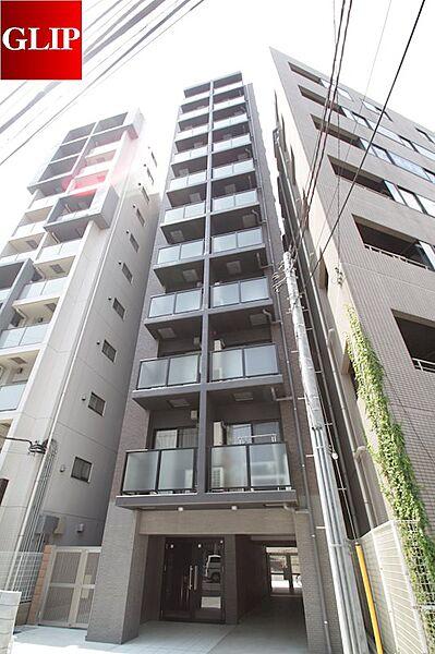 フェルクルールプレスト西横浜[6階]の外観