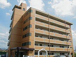 滋賀県草津市西矢倉2丁目の賃貸マンションの外観