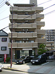 ユンゲルハイム姪浜[6階]の外観