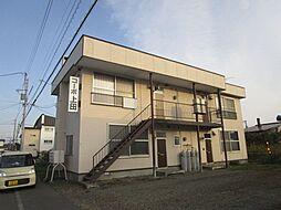 コーポ上田[102号室]の外観