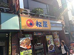 東京都北区上十条3丁目の賃貸アパートの外観