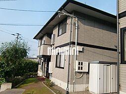 ディアコート加茂B[1階]の外観