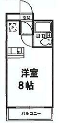 センチュリー上福岡[8階]の間取り
