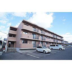 福島県郡山市喜久田町の賃貸マンションの外観