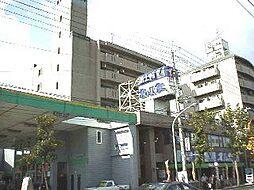 富士スカイマンション[4階]の外観