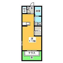 高田橋駅 4.4万円