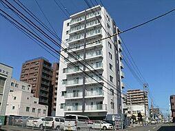 北海道札幌市中央区大通東7丁目の賃貸マンションの外観
