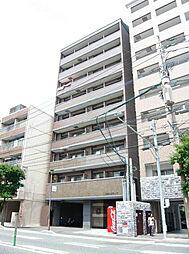 福岡県福岡市中央区警固3の賃貸マンションの外観
