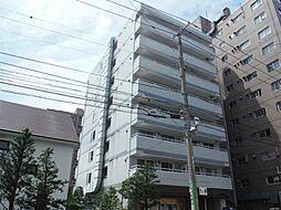 北海道札幌市西区琴似1条6丁目の賃貸マンションの外観