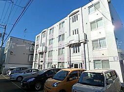 グランメール新道東駅南[2階]の外観