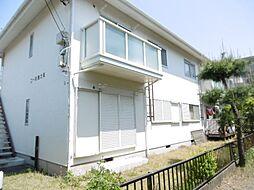 コーポ富士見[202号室]の外観