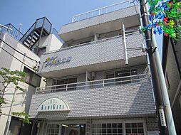 東京都国分寺市日吉町2丁目の賃貸マンションの外観