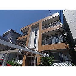 静岡県静岡市清水区八千代町の賃貸マンションの外観
