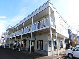 北海道岩見沢市七条西8丁目の賃貸アパートの外観