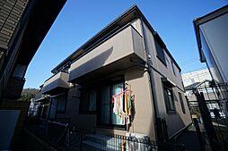 千葉県市原市ちはら台東4丁目の賃貸アパートの外観