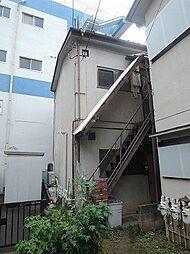 東京都中野区本町5丁目の賃貸アパートの外観