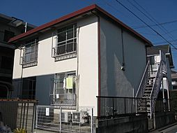 埼玉県さいたま市南区文蔵1丁目の賃貸アパートの外観
