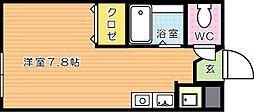 仮)LEGEND181 C棟(レジェンド181)[2階]の間取り