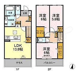 室見駅 12.5万円