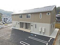 山口県下関市熊野町1丁目の賃貸アパートの外観