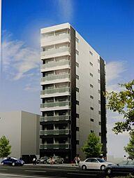 大阪府大阪市生野区林寺1丁目の賃貸マンションの外観