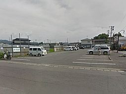 三本柳23地割駐車場