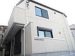 神奈川県横浜市港北区日吉本町5丁目の賃貸アパートの外観