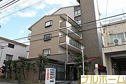 大阪府大阪市平野区長吉長原2丁目の賃貸マンションの外観