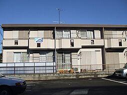 コスモハイツ[202号室]の外観