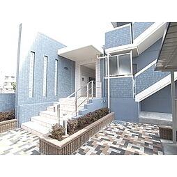 静岡県静岡市葵区大岩町の賃貸マンションの外観