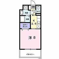 レジデンス22[7階]の間取り
