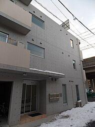 埼玉県越谷市蒲生西町1丁目の賃貸マンションの外観