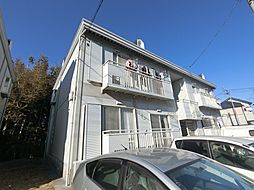 千葉県四街道市美しが丘1丁目の賃貸アパートの外観