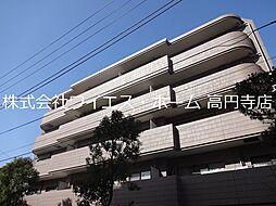 JR中央本線 中野駅 徒歩4分の賃貸マンション