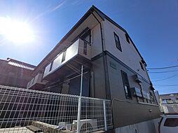 千葉県成田市美郷台3の賃貸アパートの外観