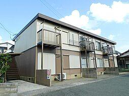 福岡県北九州市小倉南区沼緑町3丁目の賃貸アパートの外観