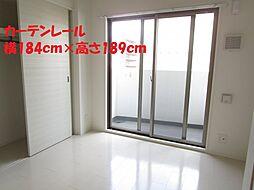 AZUL南森町の個人の部屋や寝室として使える洋室です