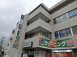 上條ビル[4階]の外観