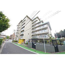 福岡県福岡市南区野間4丁目の賃貸マンションの外観