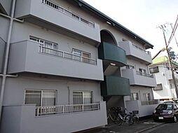 第1山川マンション[3階]の外観